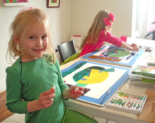 arthouse for kids, raleigh nc